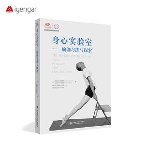 B1058 身心实验室—瑜伽习练与探索 关于辅具的书