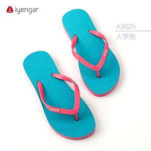A3024 A3025 纯天然橡胶人字拖鞋 防滑 舒适 耐磨 不脱色
