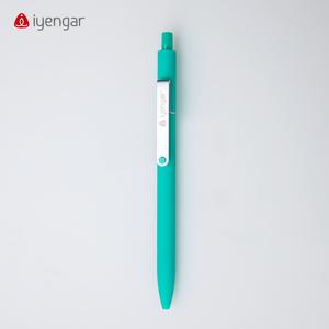 F1005 金属夹中性笔 水性笔